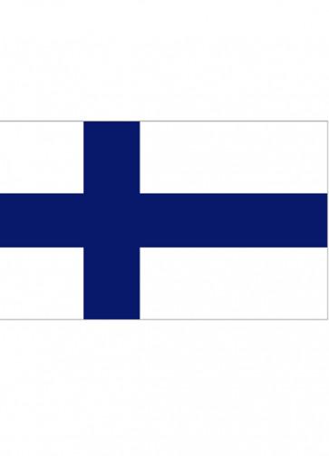 Finland Flag 5x3