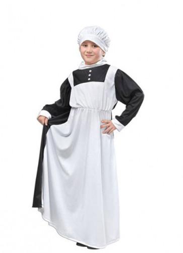 Florence Nightingale (Crimean War) Girls Costume