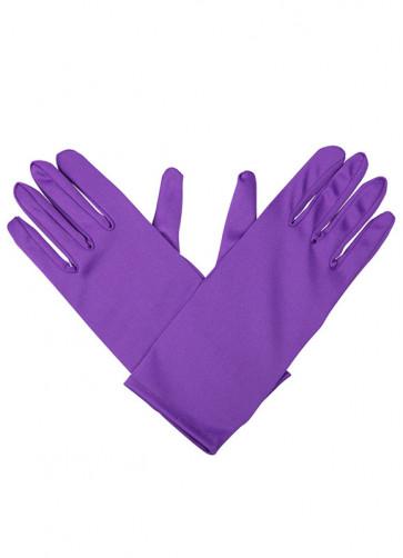 Gent's Gloves - Purple Jokester