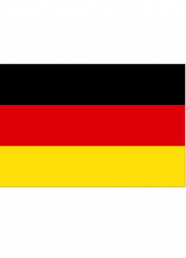 Germany Flag 5x3