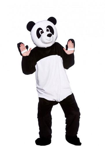 Giant Panda Mascot