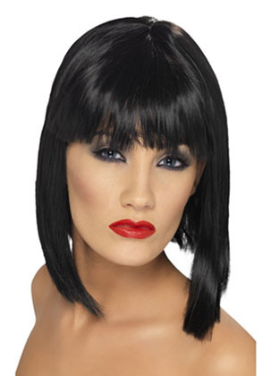 Glam Wig - Black