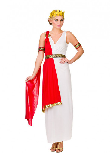 Glamorous Roman Lady Costume