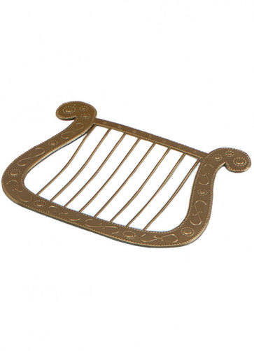 Angel Harp (Gold)