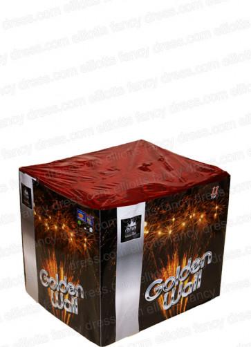 Firework (CAKE) Golden Wall