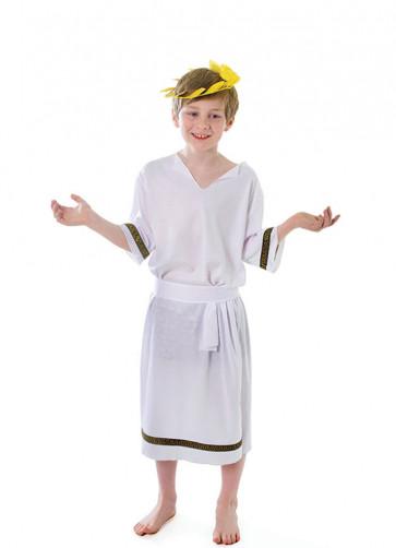 Greek/Angel Boy Costume