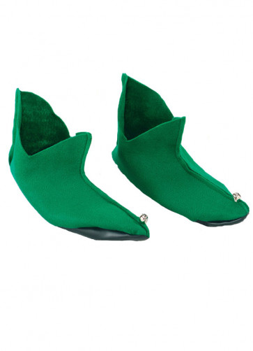 Elf Shoes (Large Green)