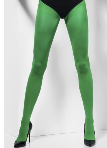 Green Tights - Dress Size 6-18
