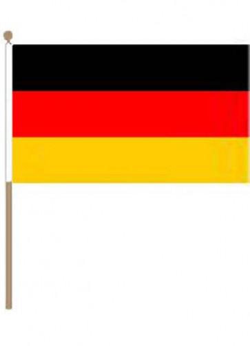 Germany Hand Flag