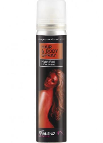 Hair and Body Spray (Red UV)