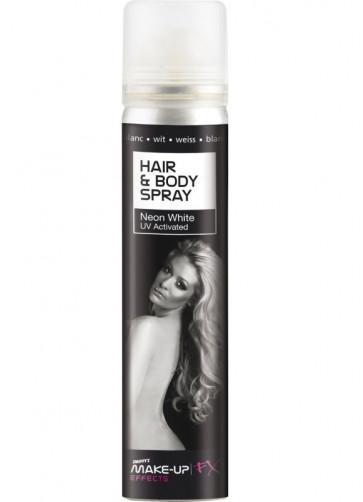 Hair and Body Spray (White UV)