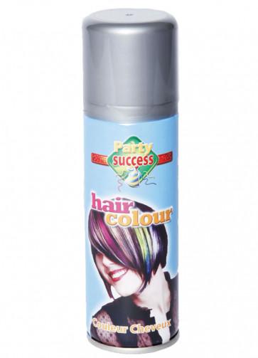 Colour Hair Spray - Silver