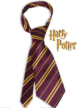 Harry Potter Tie - Gryffindor