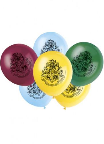 Harry Potter Hogwarts Balloons 30.4cm – 8 pk