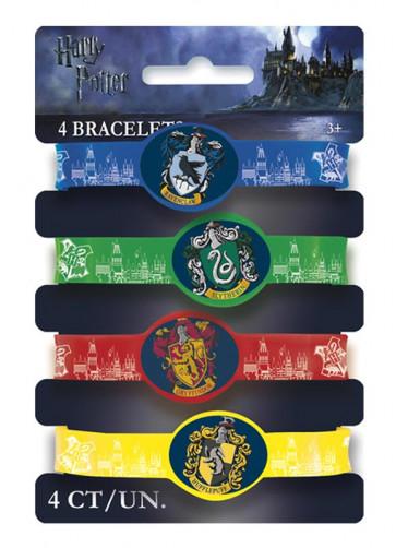 Harry Potter Hogwarts Rubber Wristband – Party Bag Filler