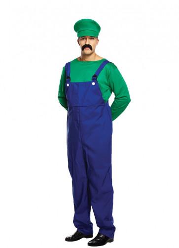 Plumber's Mate Green - Luigi Costume