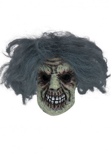 Horror Man with Hair Mask
