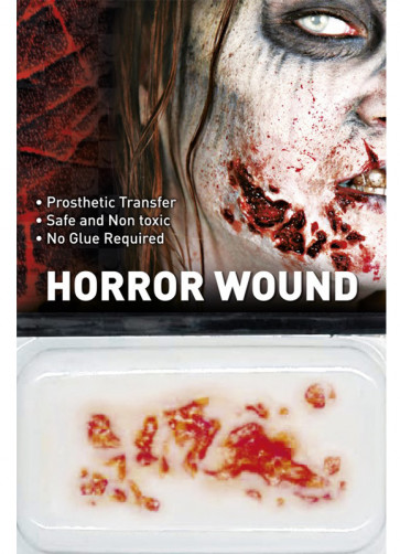 Horror Wound Transfer - Dead Flesh