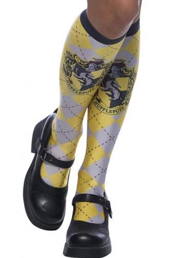Hufflepuff Socks - Harry Potter
