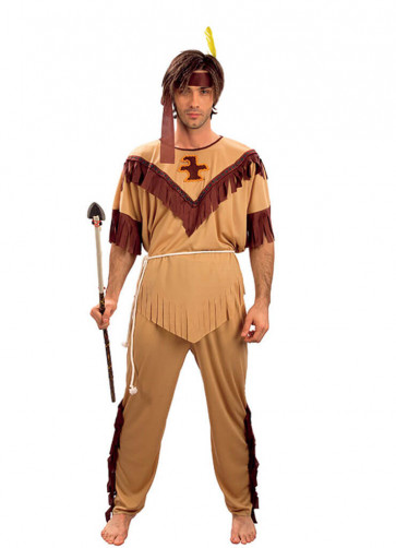 Indian Native American Costume