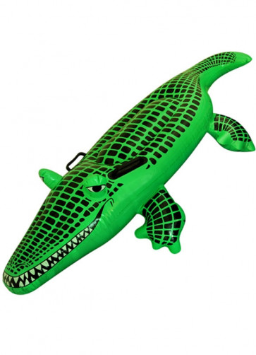 Inflatable Crocodile 150cm