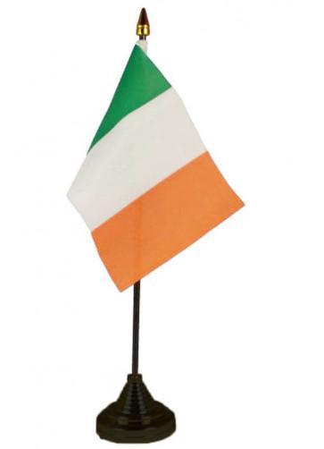 Ireland Table Flag
