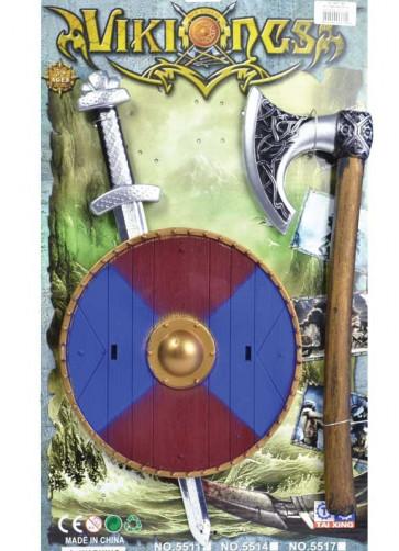 Kids Viking Weapon Set - Assorted