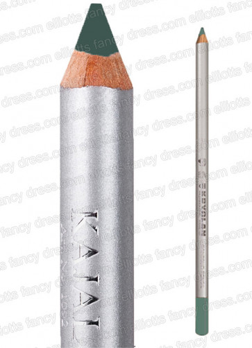 Kryolan Cosmetic Contour Pencil - Dark Green 911