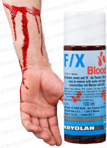 Kryolan F/X Blood (Light) 100ml