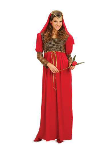 Lady Juliet Costume