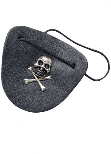 Pirate Eyepatch - Leather Look