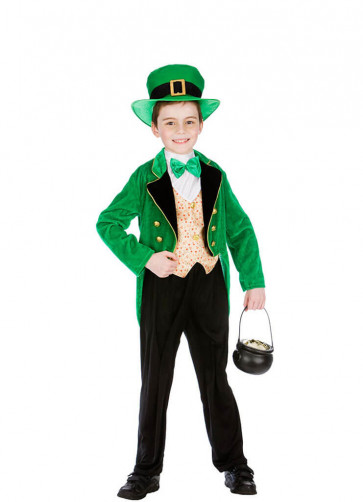 Leprechaun Boy Costume