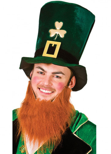 Leprechaun Hat and Beard