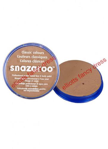 Snazaroo Light Beige Face Paint - Classic 18ml