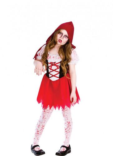 Little Zombie Riding-Hood Costume