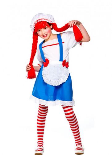 Little Rag Doll Costume