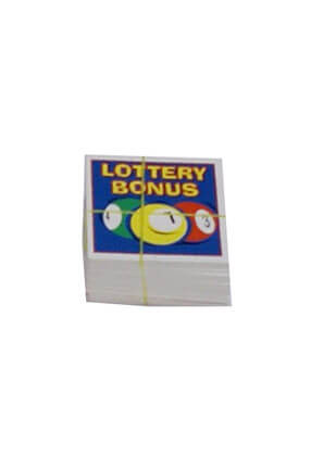 Lottery Bonus Ball
