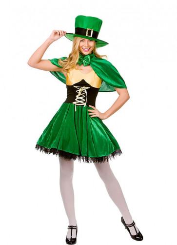 Lucky Leprechaun - Ladies Costume