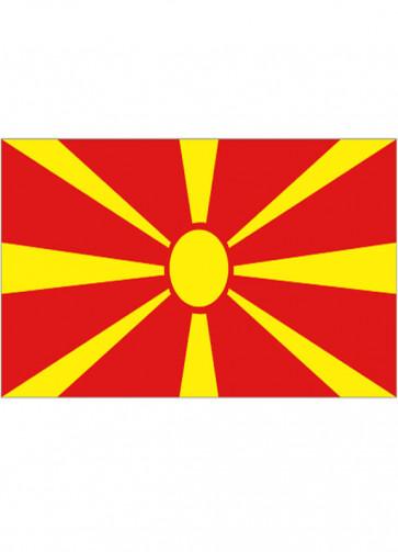 Macedonia Flag 5x3