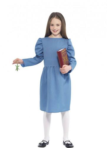 Matilda - Roald Dahl - Girls Costume