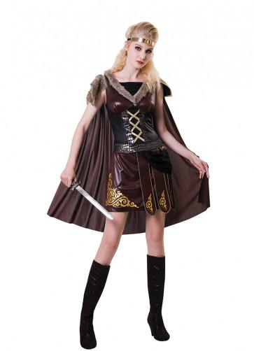 Medieval Warrior / Viking Lady