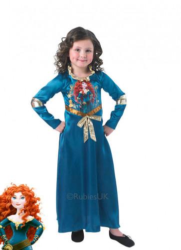 Princess Merida (Brave) Costume