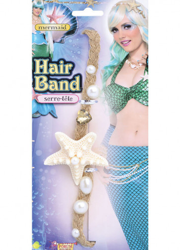 Mermaid Shell Headband