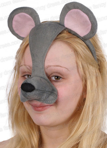 Mouse Mask with Sound