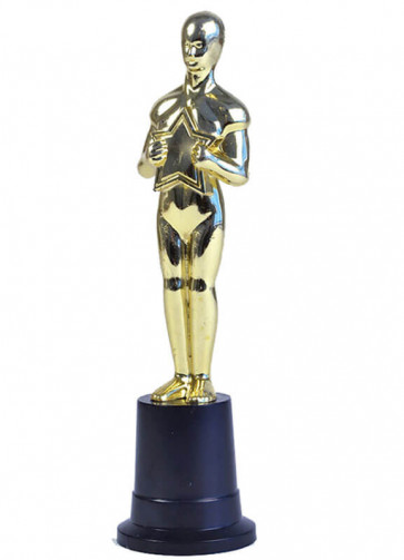 "9"" Movie Star Trophy - Ocs Awards"
