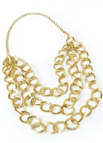Mr Bling Gold Chain Necklace