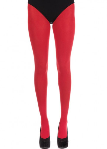 Red Tights - Dress Size 6-14