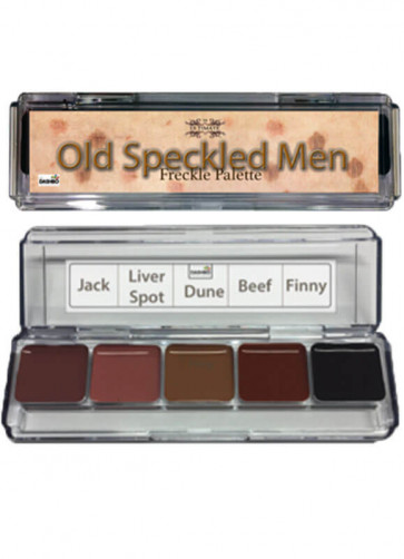 The Ultimate Old Speckled Men Palette (Alcohol Activated)