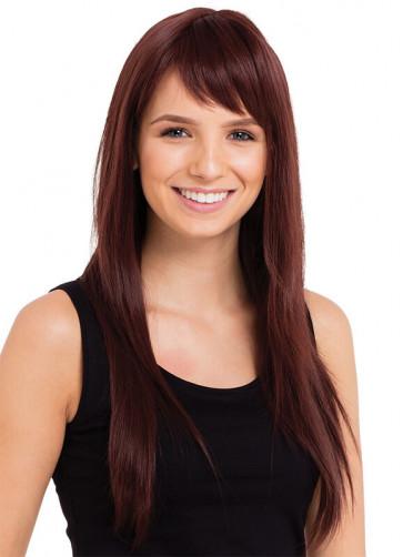 Olivia Wig - Auburn - Styleable