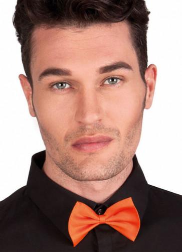 Orange Bow-Tie